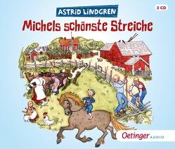 Michels schönste Streiche (3 CD) von Berg,  Björn, Kaempfe,  Peter, Kornitzky,  Anna-Liese, Lindgren,  Astrid, Peters,  Karl Kurt, Steffen,  Manfred