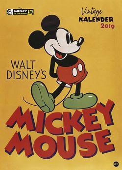 Mickey Mouse Edition – Kalender 2019 von Heye