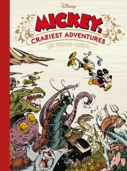 Mickey's Craziest Adventures von Disney,  Walt, Keramidas,  Nicolas, Pröfrock,  Ulrich, Trondheim,  Lewis