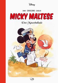 Micky Maltese von Cavazzano,  Giorgio, Disney,  Walt, Enna,  Bruno, Zemolin,  Alessandro