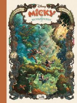 Micky und der verlorene Ozean von Camboni,  Silvio, Disney,  Walt, Filippi,  Denis-Pierre, Pröfrock,  Ulrich