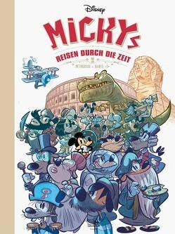 Mickys Reisen durch die Zeit von Dab's, Disney,  Walt, Petrossi,  Fabrizio, Pröfrock,  Ulrich