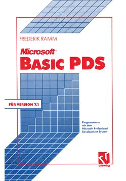 Microsoft BASIC PDS 7.1 von Ramm,  Frederik