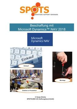 Microsoft Dynamics™ NAV2018 / Beschaffung mit Microsoft Dynamics™ NAV2018/Bd. 3 von Klimke,  Sonja