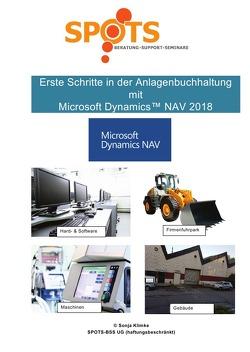 Microsoft Dynamics™ NAV2018 / Erste Schritte in der Anlagenbuchhaltung mit Microsoft Dynamics™ NAV2018/Bd. 9 von Klimke,  Sonja