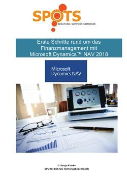 Microsoft Dynamics™ NAV2018 / Erste Schritte rund um das Finanzmanagement mit Microsoft Dynamics™ NAV2018/Bd. 6 von Klimke,  Sonja