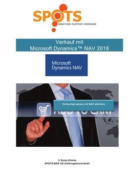 Microsoft Dynamics™ NAV2018 / Verkauf mit Microsoft Dynamics™ NAV2018/Bd. 4 von Klimke,  Sonja