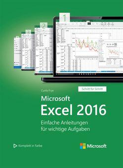 Microsoft Excel 2016 von Frye,  Curtis