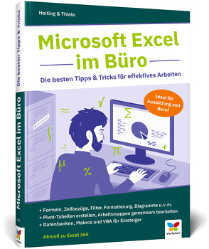Microsoft Excel im Büro von Heiting,  Mareile, Thiele,  Carsten
