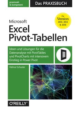 Microsoft Excel Pivot-Tabellen: Das Praxisbuch von Schuster,  Helmut