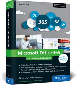Microsoft Office 365 von Widl,  Markus