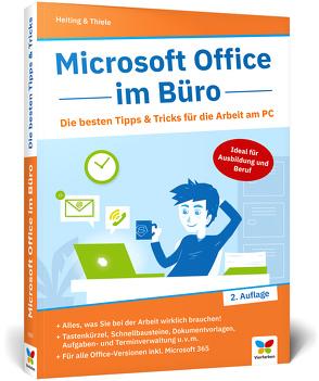 Microsoft Office im Büro von Heiting,  Mareile, Thiele,  Carsten