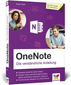 Microsoft OneNote von Wolf,  Jürgen