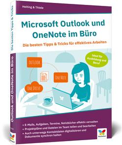Microsoft Outlook und OneNote im Büro von Heiting,  Mareile, Thiele,  Carsten