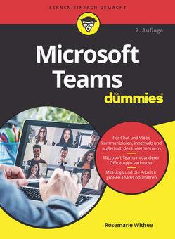 Microsoft Teams für Dummies von Linke,  Simone, Withee,  Rosemarie