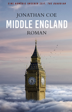 Middle England von Coe,  Jonathan, Fuchs,  Dieter, Hornung,  Cathrine