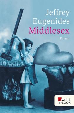 Middlesex von Eugenides,  Jeffrey, Schönfeld,  Eike