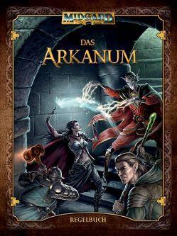 MIDGARD – Das Arkanum von Biskup,  Verena, Franke,  Jürgen E., Frauenwahl,  Fufu