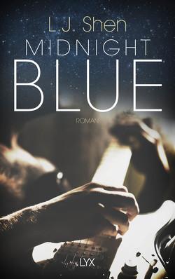 Midnight Blue von Shen,  L.J., Woitynek,  Patricia