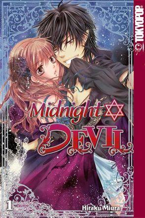 Midnight Devil 01 von Miura,  Hiraku