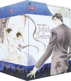 Midnight Secretary – Gesamtausgabe von Ohmi,  Tomu, Weingärtner,  Till