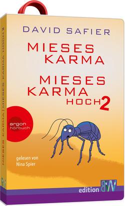 Mieses Karma und Mieses Karma hoch 2 von Safir,  David, Spier,  Nina