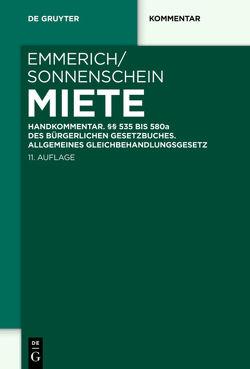 Miete von Emmerich,  Jost, Emmerich,  Volker, Haug,  André, Rolfs,  Christian, Sonnenschein,  Jürgen