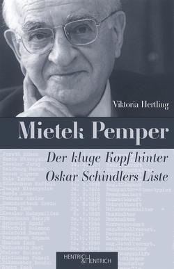 Mietek Pemper von Hertling,  Viktoria