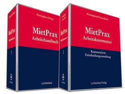 MietPrax – Arbeitshandbuch + Arbeitskommentar von Börstinghaus,  Ulf P.