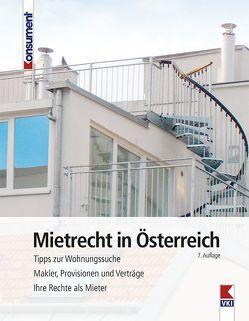 Mietrecht in Österreich von Gruber,  Martin, Verein für Konsumenteninformation
