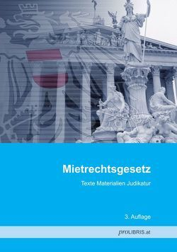 Mietrechtsgesetz von proLIBRIS VerlagsgesmbH