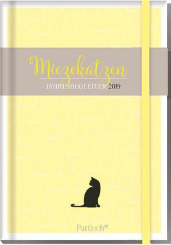 Miezekatzen – Buchkalender 2019