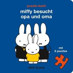 Miffy besucht Opa und Oma von Bruna,  Dick, Hertzsch,  Kati