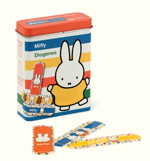 Miffy Pflaster 6er Set von Bruna,  Dick