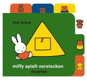 Miffy spielt Verstecken von Bruna,  Dick, Hertzsch,  Kati