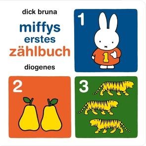 Miffys erstes Zählbuch von Bruna,  Dick, Hertzsch,  Kati