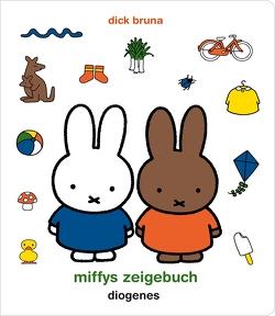 Miffys Zeigebuch von Bruna,  Dick, Hertzsch,  Kati