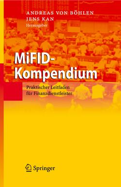 MiFID-Kompendium von Böhlen,  Andreas, Kan,  Jens