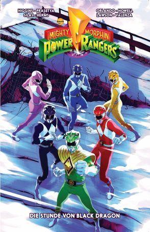 Mighty Morphin Power Rangers von Higgins,  Kyle, Koerber,  Joachim, Prasetya,  Hendry, Silas,  Thony