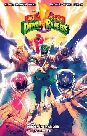 Mighty Morphin Power Rangers von Higgins, Prasetya
