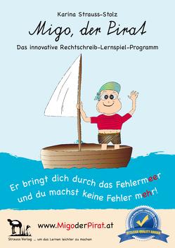 Migo, der Pirat von Strauss-Stolz,  Karina