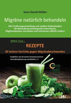 Migräne natürlich behandeln von Müller,  Sven-David
