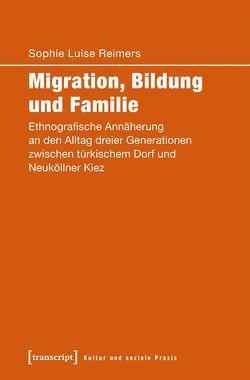 Migration, Bildung und Familie von Reimers,  Sophie Luise