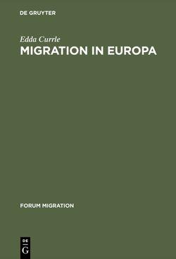Migration in Europa von Currle,  Edda, Lederer,  Harald, Neske,  Matthias, Rühl,  Stefan