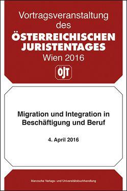 Migration und Integration in Beschäftigung und Beruf