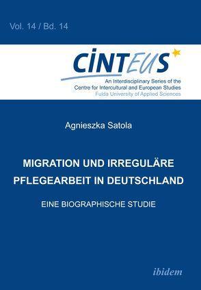 Migration und irreguläre Pflegearbeit in Deutschland von Hentges,  Gudrun, Hinnenkamp,  Volker, Honer,  Anne, Platzer,  Hans-Wolfgang, Satola,  Agnieszka