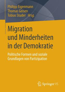 Migration und Minderheiten in der Demokratie von Eigenmann,  Philipp, Geisen,  Thomas, Studer,  Tobias