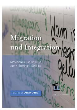 Migration und Integration von Auer,  Valentine, Schölderle,  Thomas, Spieker,  Michael