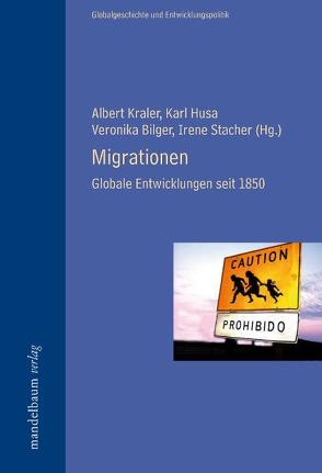 Migrationen von Bilger,  Veronika, Husa,  Karl, Kraler,  Albert, Stacher,  Irene