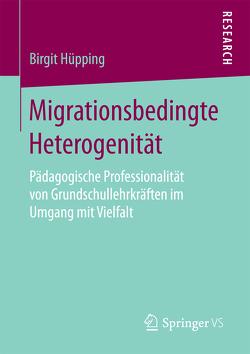 Migrationsbedingte Heterogenität von Hüpping,  Birgit